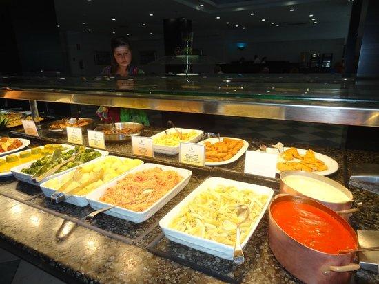 SENTIDO Gran Canaria Princess: Diner