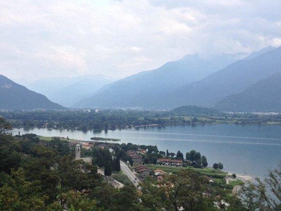 Villa Tres Jolie: View