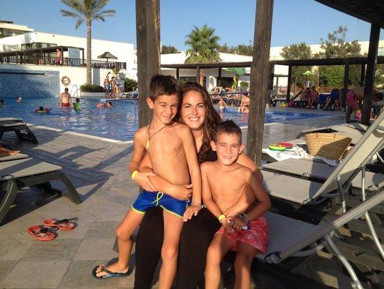 Barcelo Cabo de Gata: Vacaciones muy bonitas, gracias Cristina!