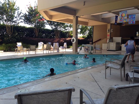 Sheraton Norfolk Waterside Hotel: Pool