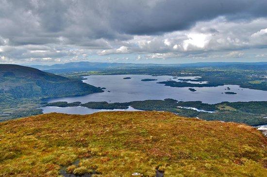 Parc national de Killarney : le parc de killarney et ses lacs