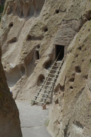 Bandelier National Monument: una casa
