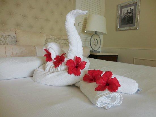 Iberostar Grand Hotel Bavaro: excellent cleaning staff