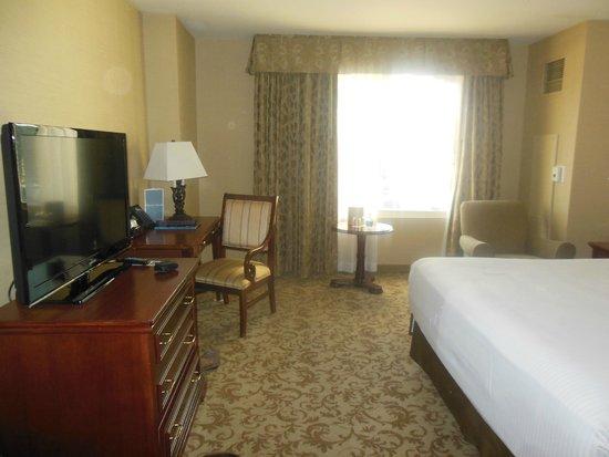 Monte Carlo Resort & Casino : Chambre