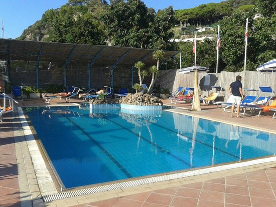 Hotel Villa Franca: piscina esterna