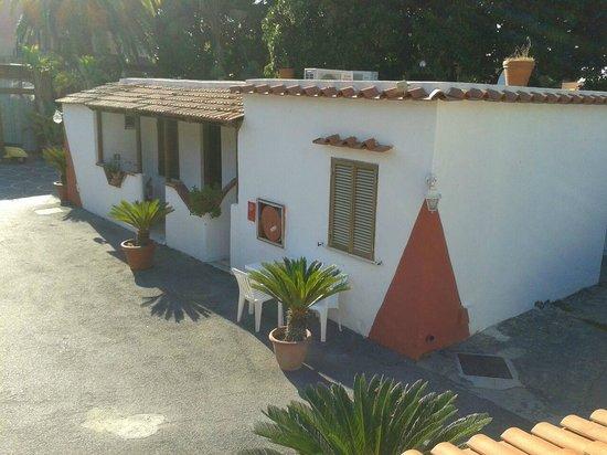 Hotel Villa Franca: struttura riservata alle economy