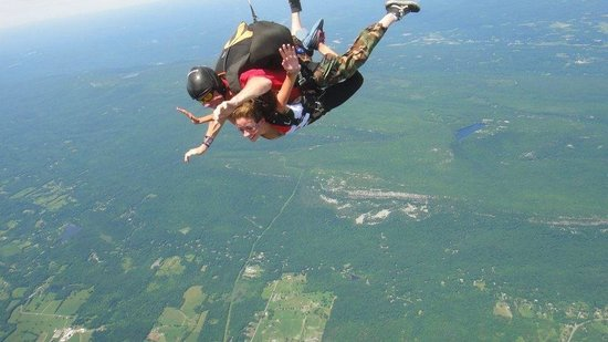 Skydive the Ranch: What a view