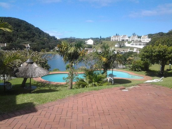 The Estuary Hotel & Spa: by the pool