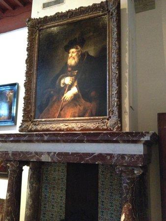 Musée de la maison de Rembrandt : Sitting room