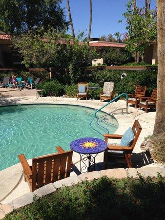 The Scott Resort & Spa: Pool Area