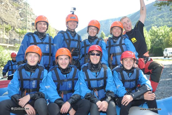 RocRoi: Rafting The start of things to come
