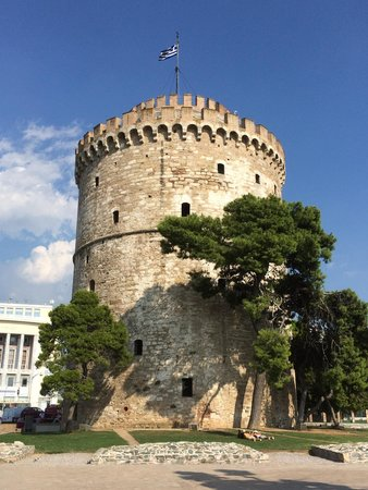 White Tower of Thessaloniki: The tower