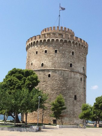 White Tower of Thessaloniki: Tower