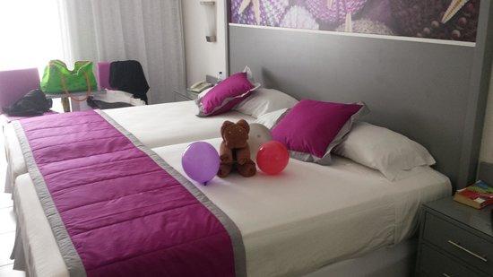 Hotel Riu Cancun: Clever touch