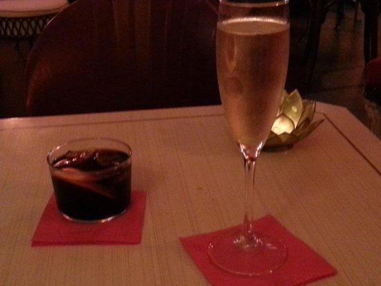 La Morocha Bar & Art: Great drinks
