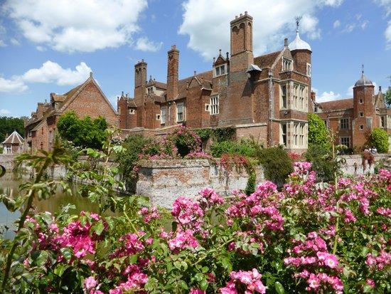 Kentwell Hall: Blooming Kentwell
