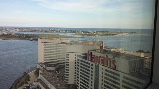 Harrah's Resort Atlantic City: Ocean View