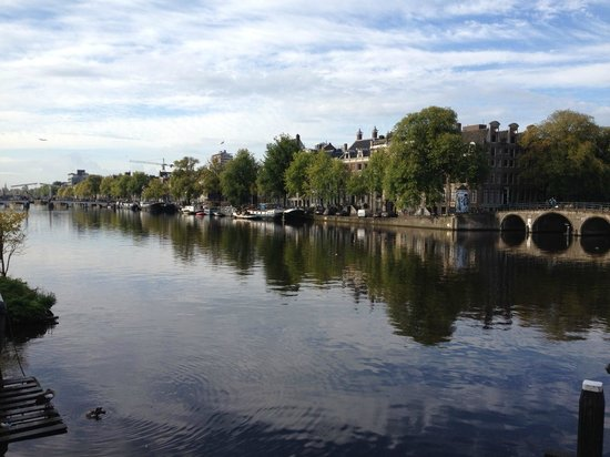 The Amstel: Sunday morning