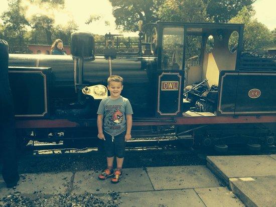 Kirklees Light Railway: Good day out