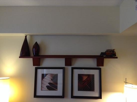 Residence Inn Columbus Downtown: art