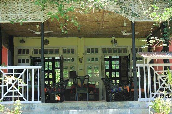 Wild Grass Lodge: Dinning Area