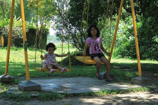 Wild Grass Lodge: Children Play Area