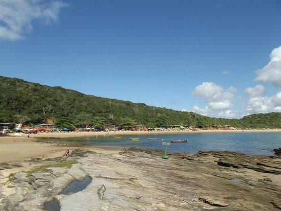 Tartaruga Beach: Um dos belos cenários da encantadora Tartaruga