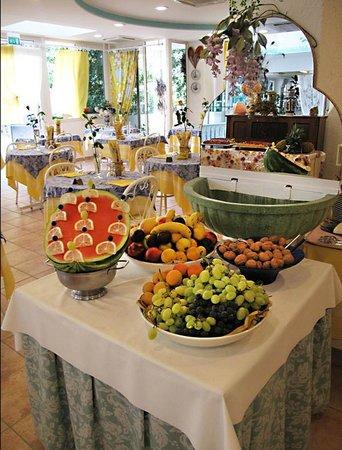 Hotel Marconi : Frutta fresca per gli ospiti