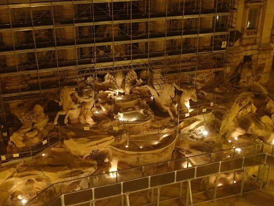 Fontana Hotel: Fontana di Trevi