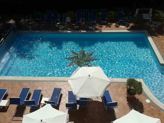 Fortuna Resort: veduta dalla stanza 223