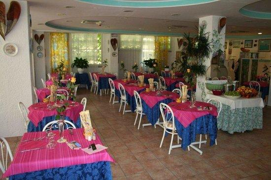 Hotel Marconi : Sala Pranzo