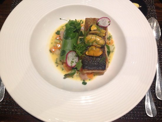 The Kitchin: Hake