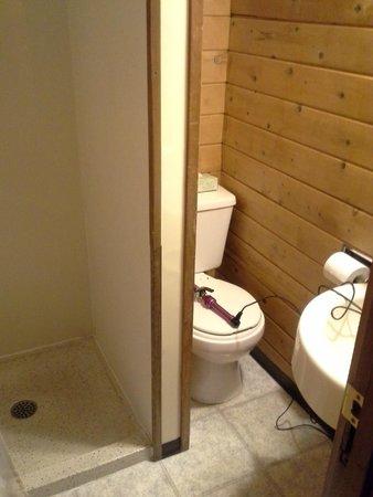 The Canyon Motel: Bathroom Room #6