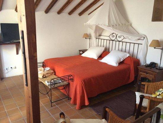 Es Port Hotel: Junior suite (319)