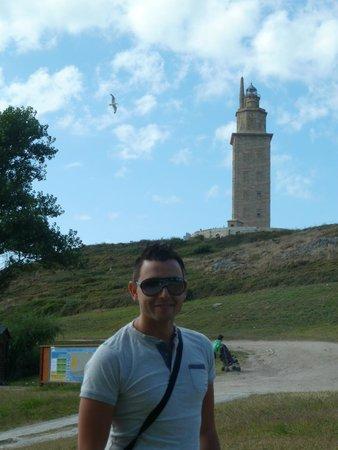 Tower of Hercules (Torre de Hercules) : TORRE DE HERCULES