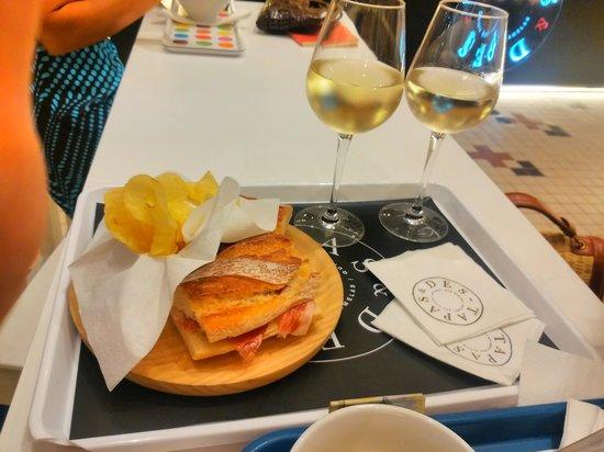 Mercado Bom Sucesso: vino