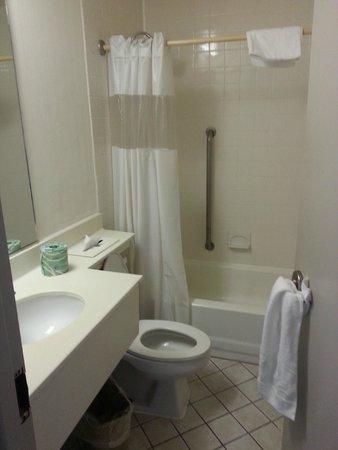 Baymont Inn & Suites Atlantic City Madison Hotel: bathroom