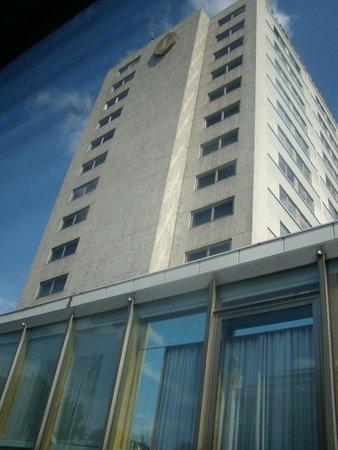 InterContinental Wien: Fachada do hotel