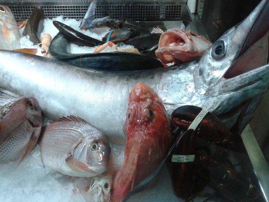 Dolce Vita: Рыба