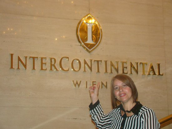 InterContinental Wien: Entrada do hotel