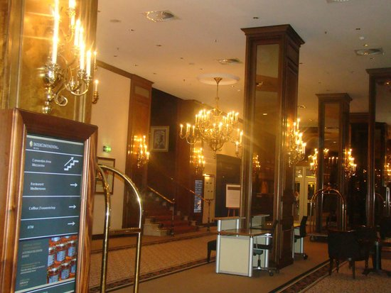 InterContinental Wien: Interior do hotel