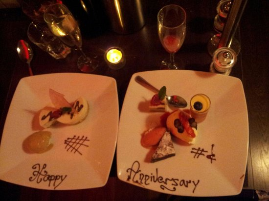 De Lacy's Steak & Seafood Restaurant Drogheda : dessert