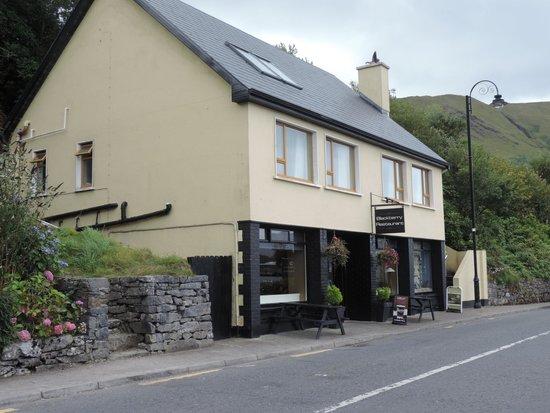 Blackberry Cafe : the restaurant