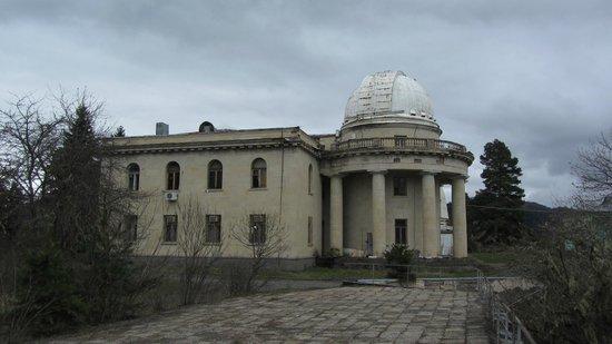 Abastumani, Georgia: Грузинская национальная астрофизическая обсерватория
