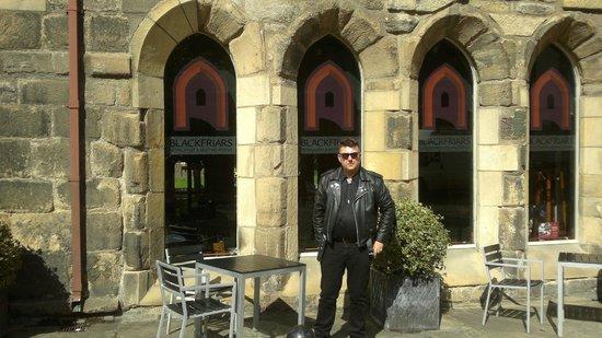 Blackfriars Restaurant: Restaurant frontage