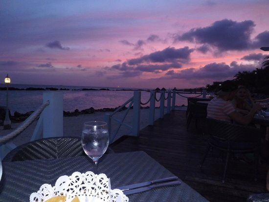 Sunscape Curacao Resort Spa & Casino - Curacao: nice sunset