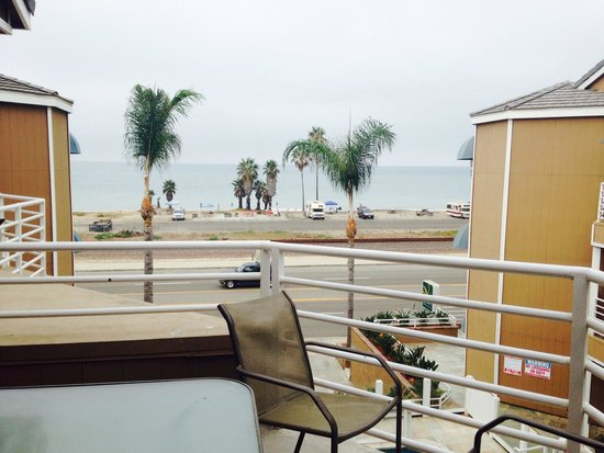 Quality Inn & Suites Oceanview: View of ocean from room 326
