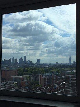 بولمان لندن سانت بانكراس: View from deluxe suite 1612