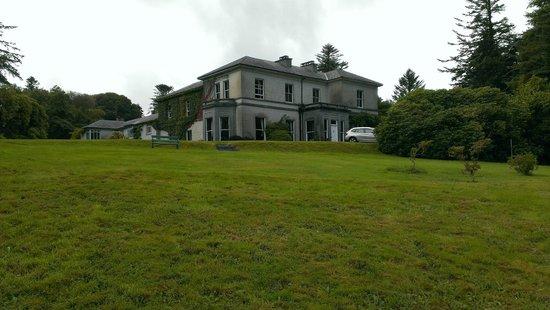 Currarevagh House: the hotel