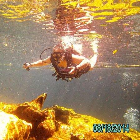 Yucatek Divers: Cenotes